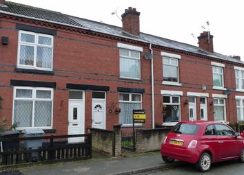 Thumbnail 2 bedroom terraced house to rent in Stoneley Road, Crewe