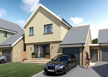 Thumbnail 4 bedroom detached house for sale in Adams Court, Bideford