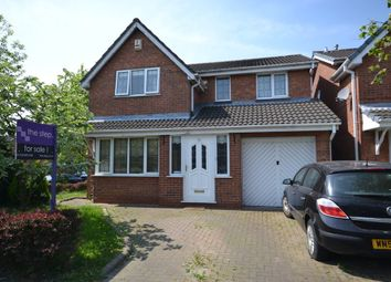 Thumbnail 4 bedroom detached house for sale in Thirlmere Avenue, Astley, Tyldesley, Manchester