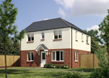 "Thumbnail 4 bed detached house for sale in ""The Aberlour"" at Milnathort, Kinross"