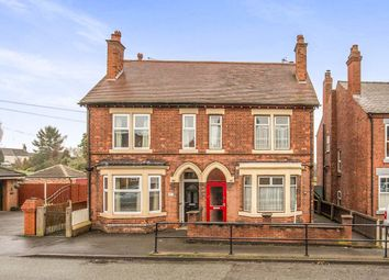 Thumbnail 3 bedroom semi-detached house for sale in Derby Road, Swanwick, Alfreton