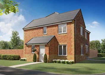 "Thumbnail 2 bed semi-detached house for sale in ""Mayfield"" at Jipdane, Hull"
