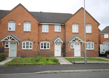 Thumbnail 2 bed town house for sale in Larkspur Grove, Warrington