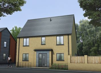 Thumbnail 4 bed detached house for sale in Country Crescent, Bestwood Village, Nottingham