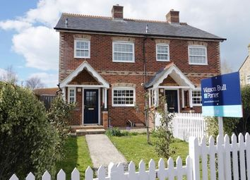 Thumbnail 3 bedroom semi-detached house for sale in High Street, Freshwater, Isle Of Wight
