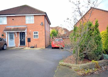 Thumbnail 2 bed semi-detached house to rent in Chestnut Court, Toft Hill, Bishop Auckland