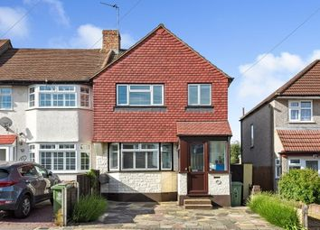 Thumbnail 3 bed end terrace house for sale in Orchard Rise West, Blackfen, Sidcup