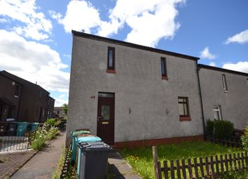 Thumbnail 2 bed end terrace house for sale in Ben Venue Road, Cumbernauld