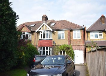 Thumbnail 4 bed semi-detached house for sale in Sixth Cross Road, Twickenham