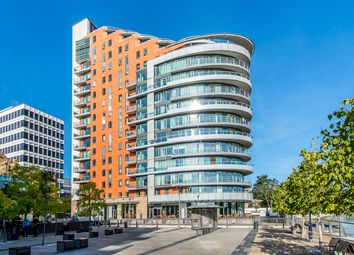 Thumbnail 2 bedroom flat to rent in Putney Wharf Tower, Brewhouse Lane, London