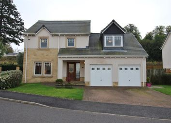 Thumbnail 5 bed detached house for sale in Hollybush Lane, Port Glasgow
