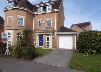 Thumbnail 2 bed town house for sale in Holland House Road, Walton-Le-Dale, Preston