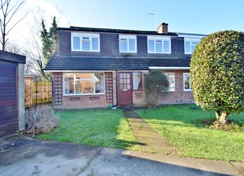 Thumbnail 4 bed semi-detached house for sale in Wordsworth Road, Hampton