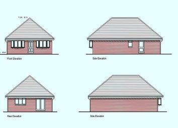 Thumbnail 2 bed detached bungalow for sale in Fairview Drive, Hythe, Southampton