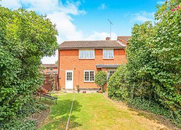 Thumbnail 3 bedroom terraced house for sale in Broad Oak Way, Stevenage