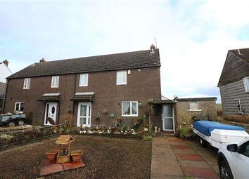 Thumbnail 3 bed semi-detached house for sale in Sleetbeck Road, Roadhead, Carlisle, Cumbria