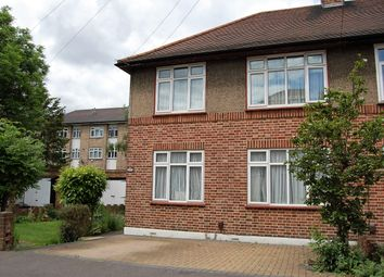 Thumbnail 2 bed flat for sale in Oakwood Close, Woodford Green