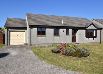 Thumbnail 3 bed detached bungalow for sale in Treloweth Way, Pool, Redruth