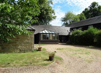 Thumbnail 4 bed barn conversion for sale in Conghurst Lane, Hawkhurst, Cranbrook