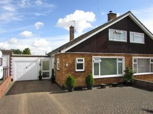 Thumbnail 2 bed semi-detached bungalow for sale in Priory View, Little Wymondley, Hitchin