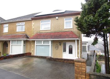 3 bed semi-detached house for sale in Glenroy Avenue, St. Thomas, Swansea, City And County Of Swansea. SA1