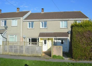 Thumbnail 3 bed terraced house for sale in Trelawney Estate, Frogpool, Truro, Cornwall