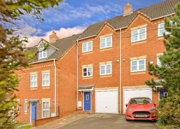 Thumbnail 3 bedroom town house for sale in Gresham Drive, Newdale