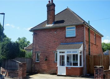Thumbnail 3 bedroom detached house for sale in Twyford Avenue, Southampton