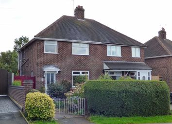 Thumbnail 3 bedroom semi-detached house for sale in Hillport Avenue, Porthill, Newcastle-Under-Lyme