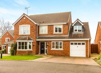 Thumbnail 5 bedroom detached house for sale in Coopers Bank Road, Lower Gornal, Brierley Hill, West Midlands