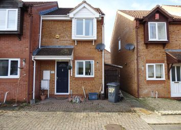 Thumbnail 2 bed end terrace house for sale in Discovery Road, Abbeymead, Gloucester