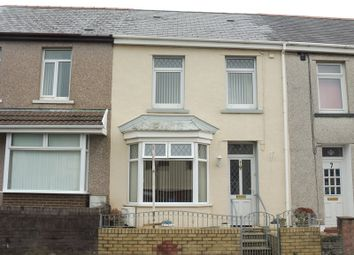 Thumbnail 3 bed terraced house for sale in Broniestyn Terrace, Hirwaun, Aberdare