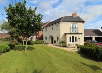 Thumbnail 4 bed detached house for sale in Middle Croft, Hawksyard Estate, Rugeley