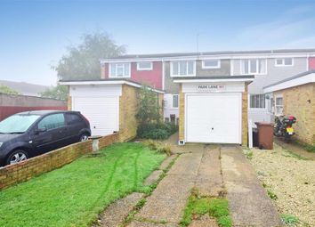 Thumbnail 3 bed terraced house for sale in Dornden Gardens, Lordswood, Chatham, Kent