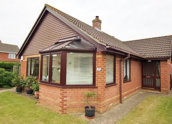 Thumbnail 3 bedroom detached bungalow to rent in Downham Crescent, Wymondham