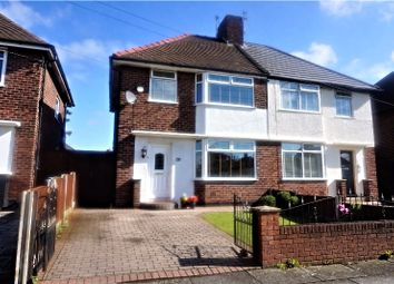 Thumbnail 3 bed semi-detached house for sale in Score Lane, Liverpool