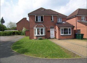 Thumbnail 6 bed detached house to rent in Lucerne Close, Aldermans Green, Coventry