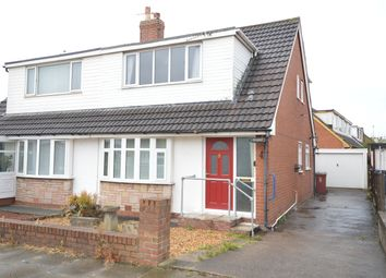Thumbnail 3 bed semi-detached house for sale in Courtfield Avenue, Blackpool