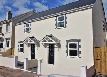 Thumbnail 2 bed semi-detached house for sale in Torquay Road, Paignton