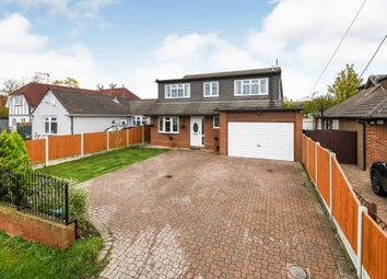 Thumbnail 5 bed detached house for sale in Great Burstead, Billericay, Essex