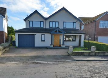 Thumbnail 4 bed detached house for sale in Wentworth Avenue, Whitefield, Manchester