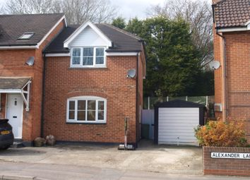 Thumbnail 2 bed end terrace house to rent in Rayleigh Road, Shenfield