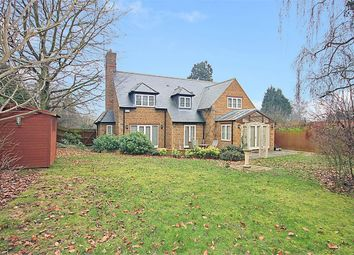 Thumbnail 4 bed detached house for sale in High Street, Great Billing, Northampton