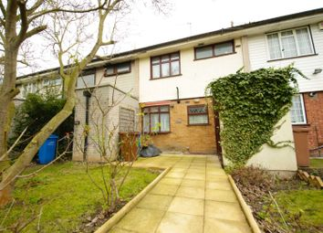 Thumbnail 3 bed terraced house for sale in Brenchley Gardens, London