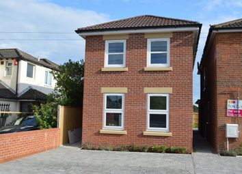 Thumbnail 3 bed detached house for sale in Lower Northam Road, Hedge End, Southampton