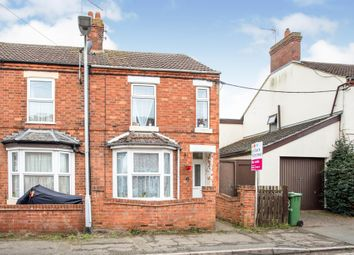Thumbnail 3 bed end terrace house for sale in Newtown Road, Little Irchester, Wellingborough