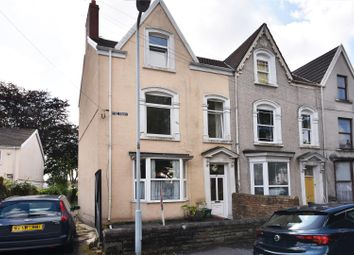 Thumbnail 6 bed end terrace house for sale in The Grove, Uplands, Swansea