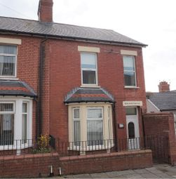 Thumbnail 2 bed end terrace house for sale in Quarella Street, Barry