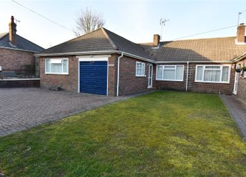 Thumbnail 3 bed bungalow for sale in School Lane, Crowborough, East Sussex