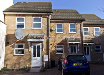 Thumbnail 2 bedroom terraced house for sale in Grotto Gardens, Margate